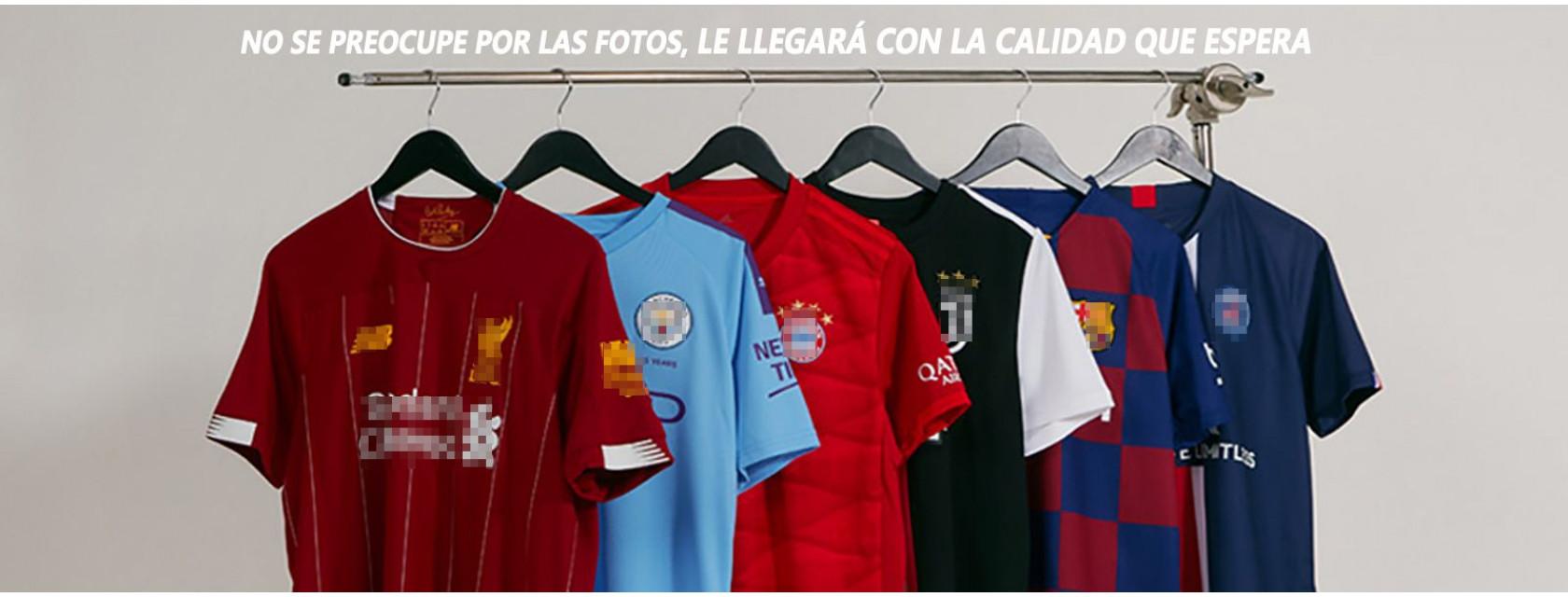 Camiseta Barcelona de Nueva Temporada